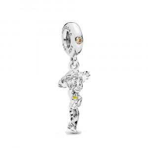 Charm Pandora plata Disney Jessie - 798048CCZ