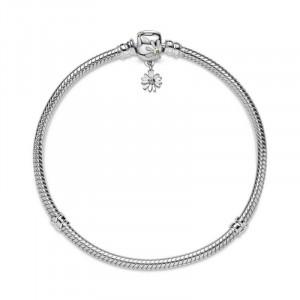 Pulsera Pandora plata circon y esmalte - 598776C01-19