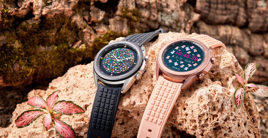 Descubre los nuevos smartwatch Tous por Samsung