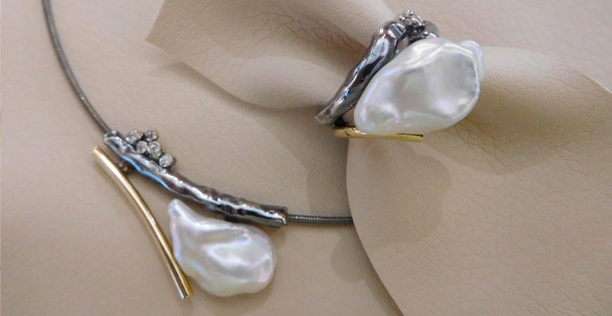 Labruixeta joies modernes amb un estil únic
