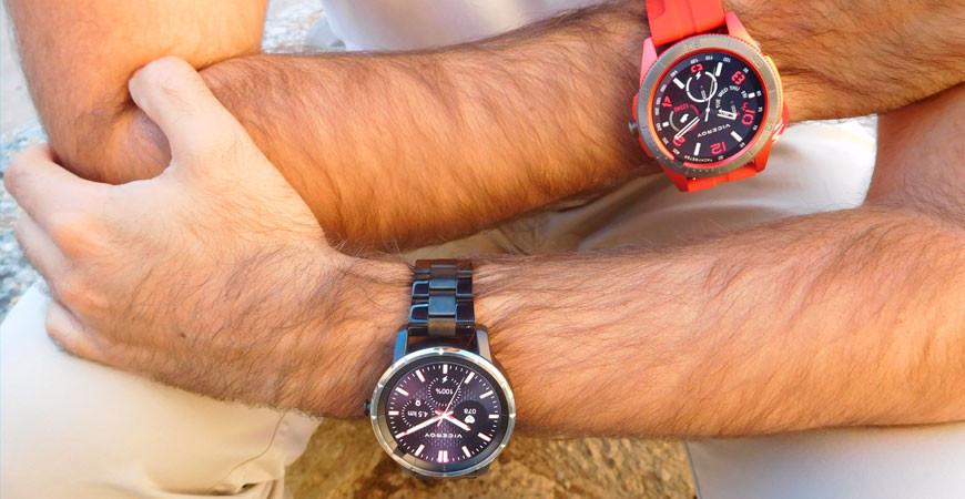 Smartwatches, mucho más que un reloj